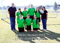 U12G - Holl4 - Green Dragons