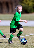 U8G - Holl2 - Lucky Green Shamrocks